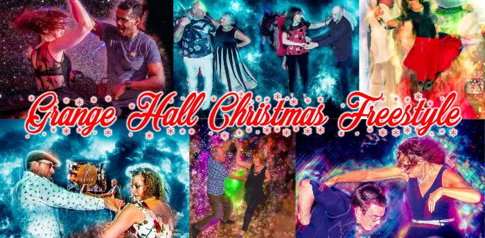 Nottingham Grange Hall Christmas Freestyle