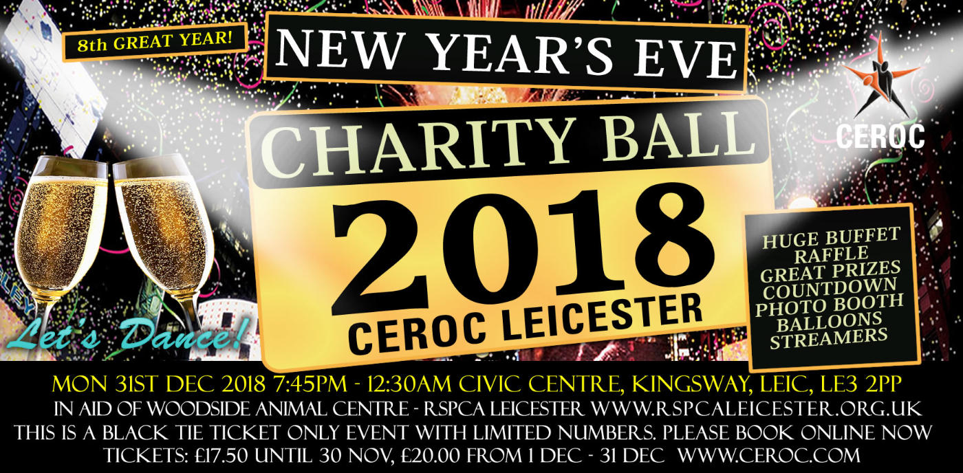 NEW YEARS EVE CHARITY BALL