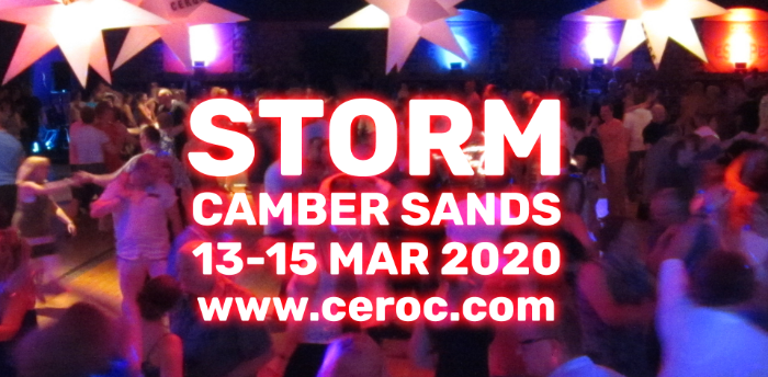 CEROC ESCAPE 'STORM' 2020 @ Camber Sands