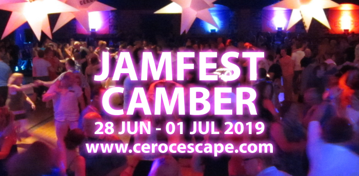 CEROC ESCAPE 'JAMFEST' 2019 @ Camber Sands