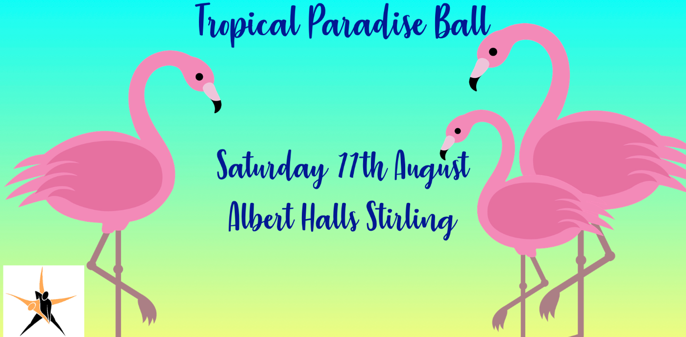 Tropical Paradise Ball at the Albert Halls
