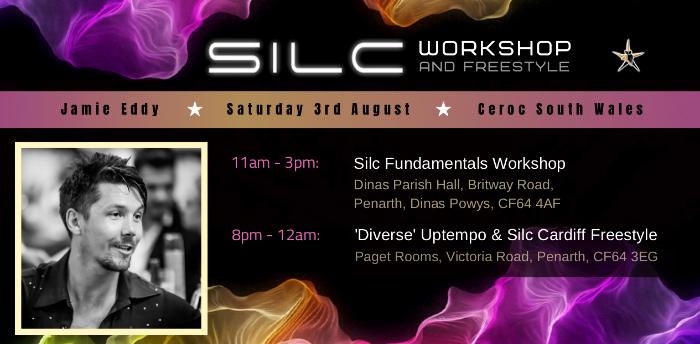 Silc Fundamentals Workshop with Jamie Eddy