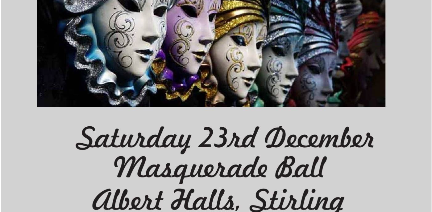 Christmas Masquerade Ball, 2 Rooms