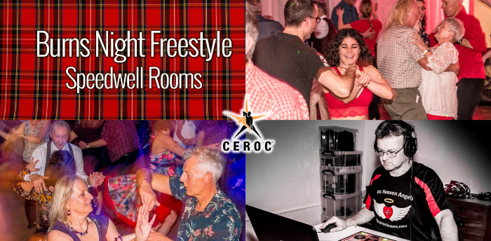Speedwell Rooms Burns Night Freestyle