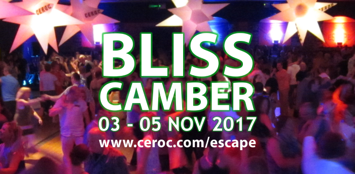 CEROC ESCAPE 'BLISS' 2017 @ Camber Sands