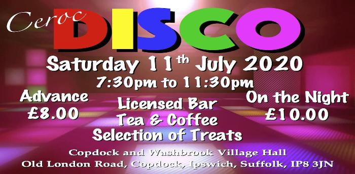 Ceroc Suffolk Disco