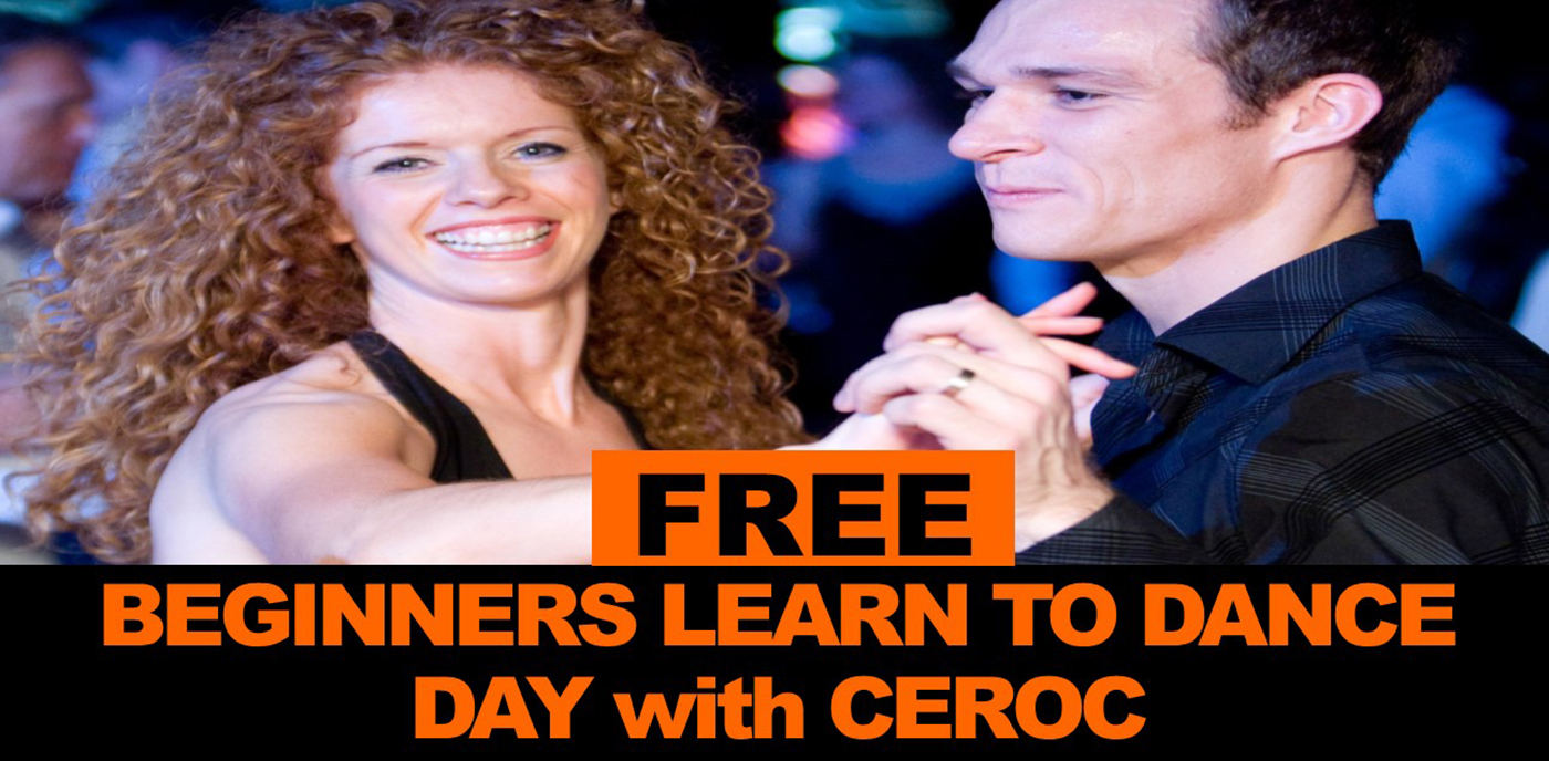 FREE! Learn Ceroc Day