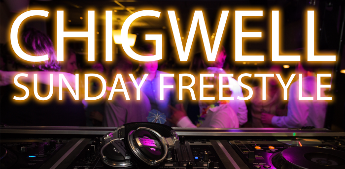 Chigwell 'CHRISTMAS PARTY' Sunday Freestyle
