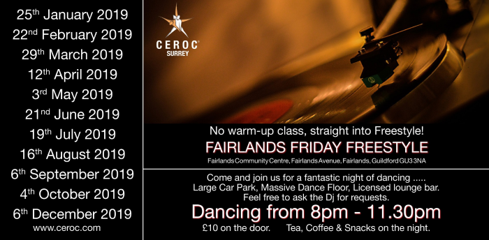 Fairlands Friday Freestyle
