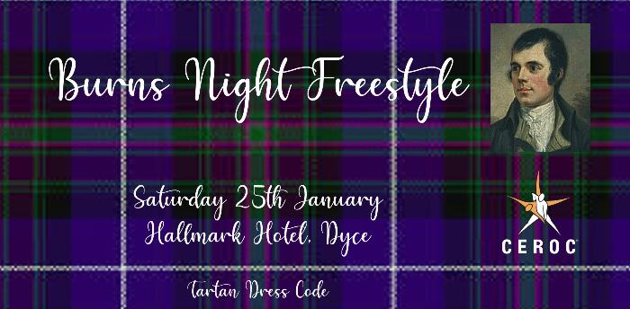 Aberdeen: Burns Night Freestyle