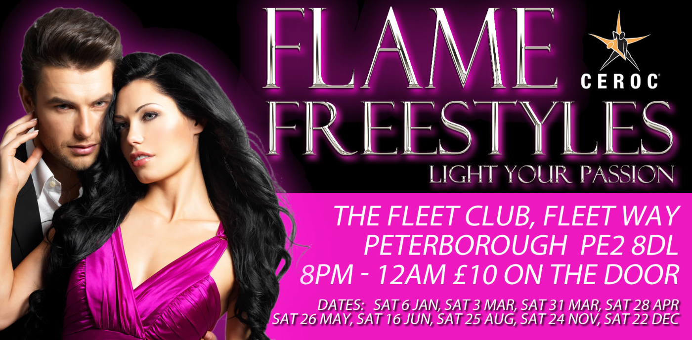 FLAME Freestyle Peterborough