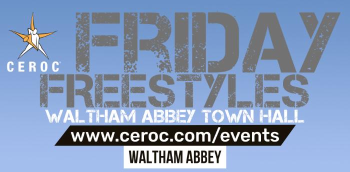 POSTPONED - Ceroc Waltham Abbey Friday Freestyle 20 Mar 2020