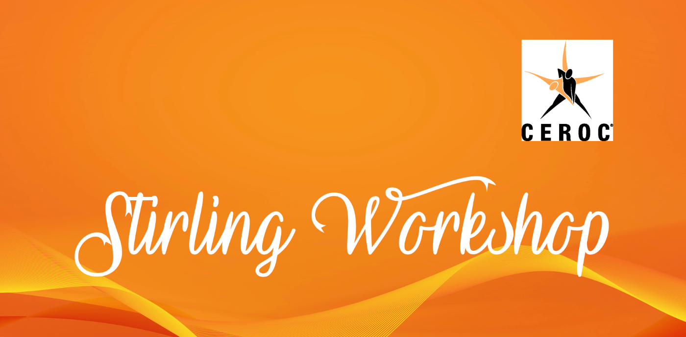 Stirling Workshop Wednesday - Advanced