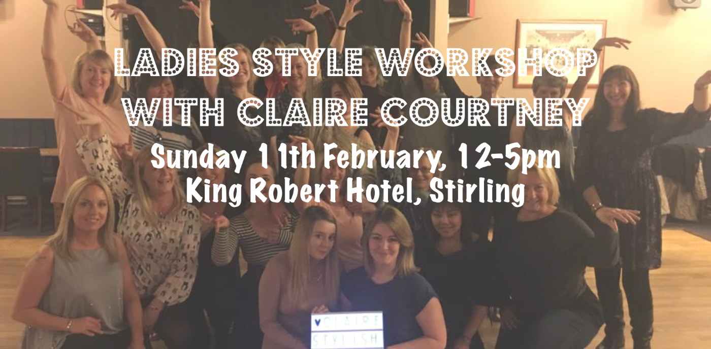 Ladies Style Workshop with Claire Courtney