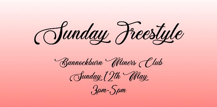 Sunday Freestyle