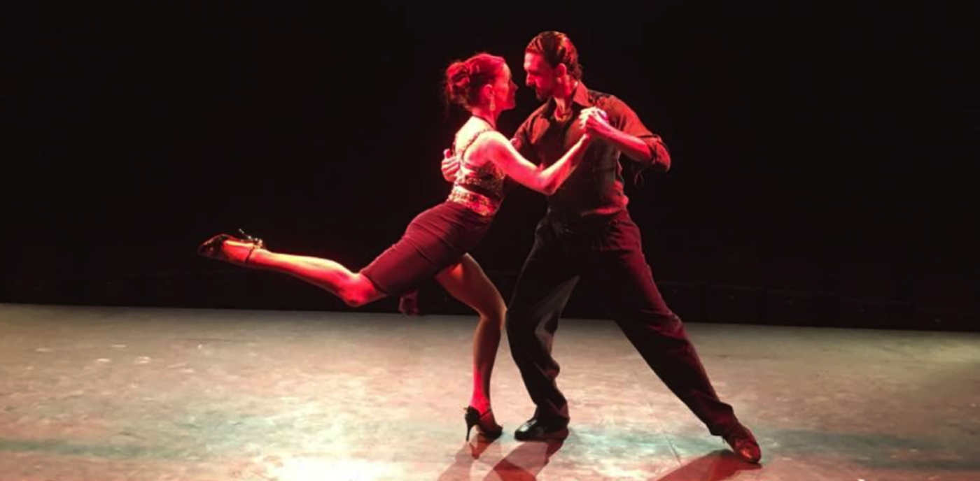 Ceroc Glasgow Tango Passion Ball with Alexandra & Guillermo Torrens
