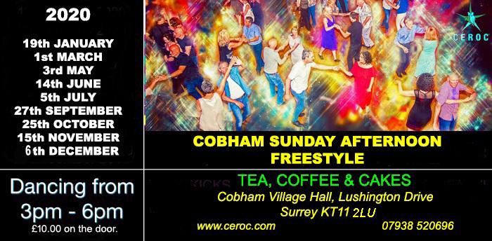 Cobham Afternoon Freestyle