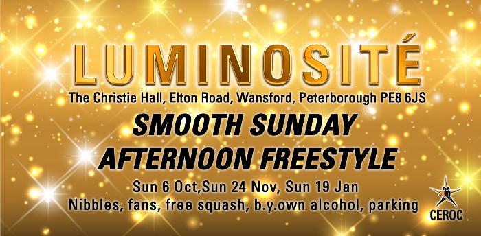 Luminosité - Smooth Sunday Freestyle