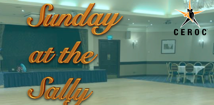 Ceroc Perth: Sunday at the Sally