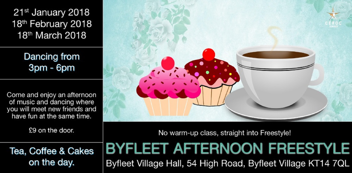 Byfleet Afternoon Freestyle