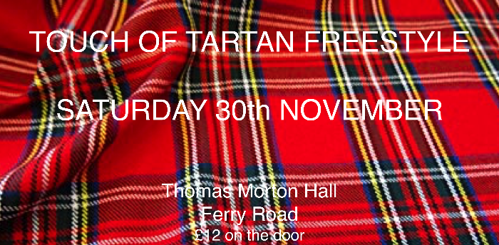 Touch of Tartan St Andrew's Day Freestyle