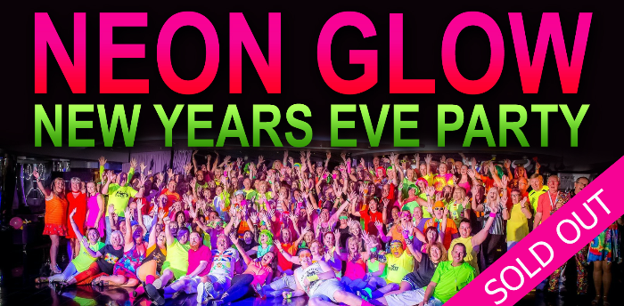 Neon Glow - New Years Eve Party