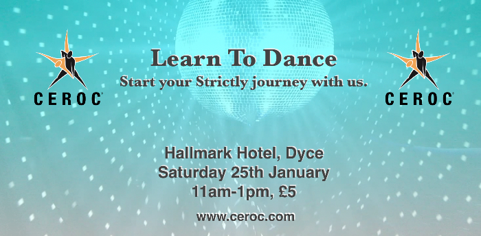 Ceroc Aberdeen: Beginners Workshop with Nicola
