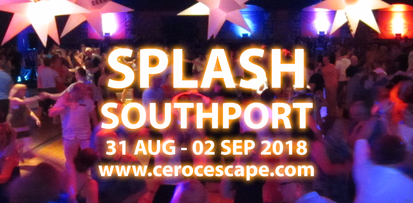 CEROC ESCAPE 'SPLASH' 2018 @ Southport