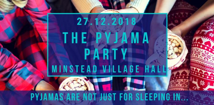 The Pyjama Party @ Minstead