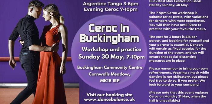 Ceroc Workshop - Sold Out