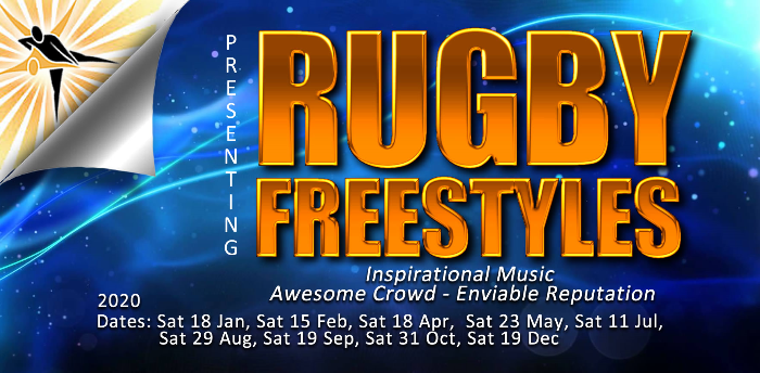 Rugby Halloween Freestyle Party