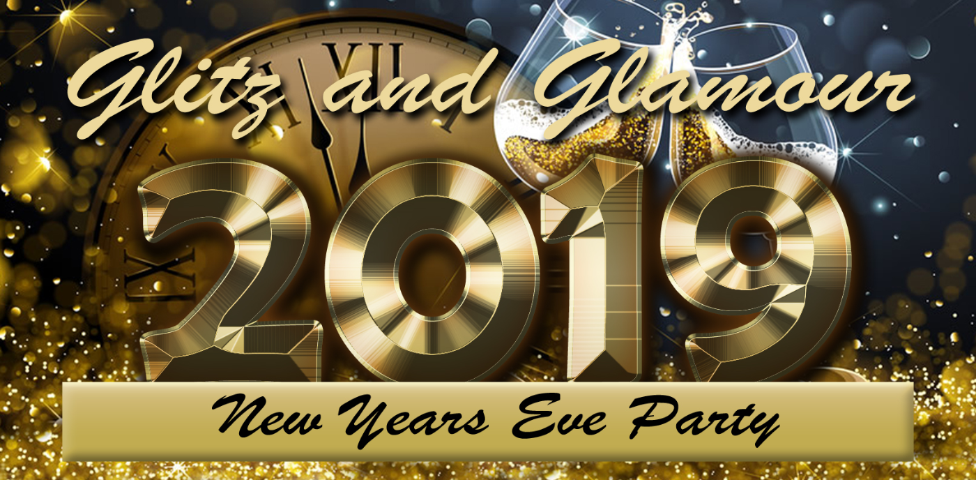 Glitz & Glamour - New Years Ball