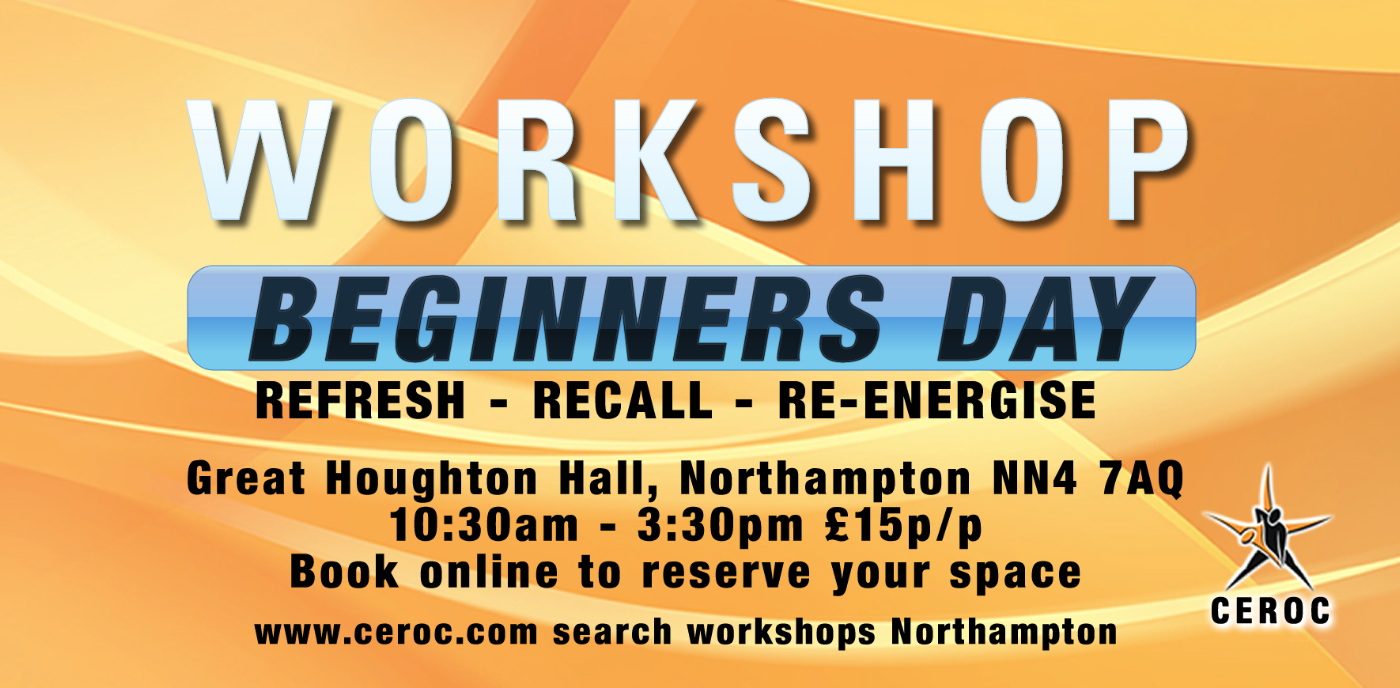 Beginners Day Workshop - Northampton