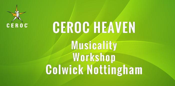 POSTPONED Ceroc Heaven Musicality Workshop