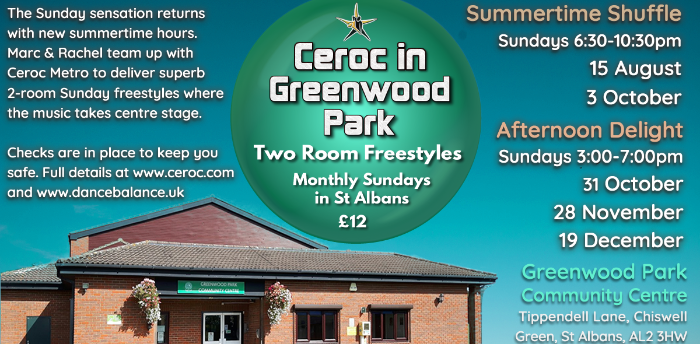 Summertime Shuffle at Greenwood Park