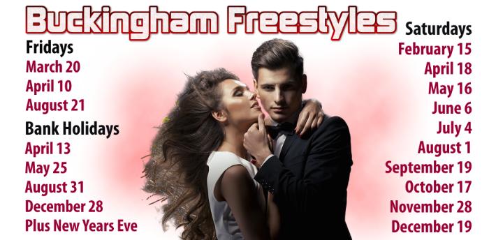 Postponed - Buckingham Saturday Night Freestyle