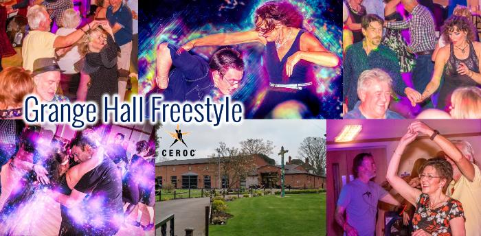 Ceroc Heaven Grange Hall Freestyle