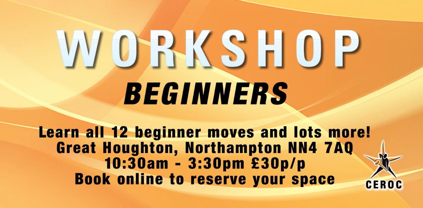 Beginners Workshop - Northampton