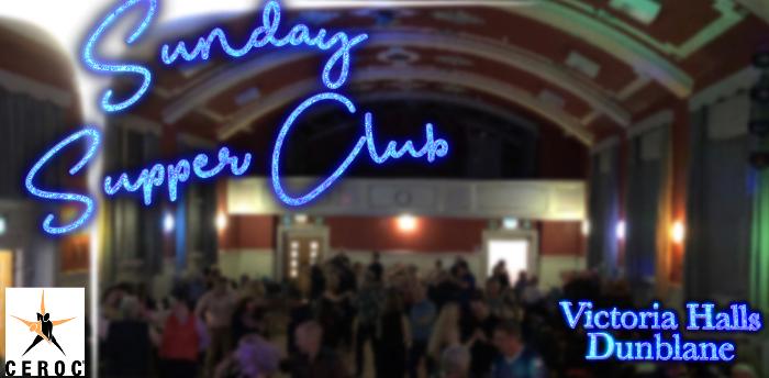 Sunday Supper Club