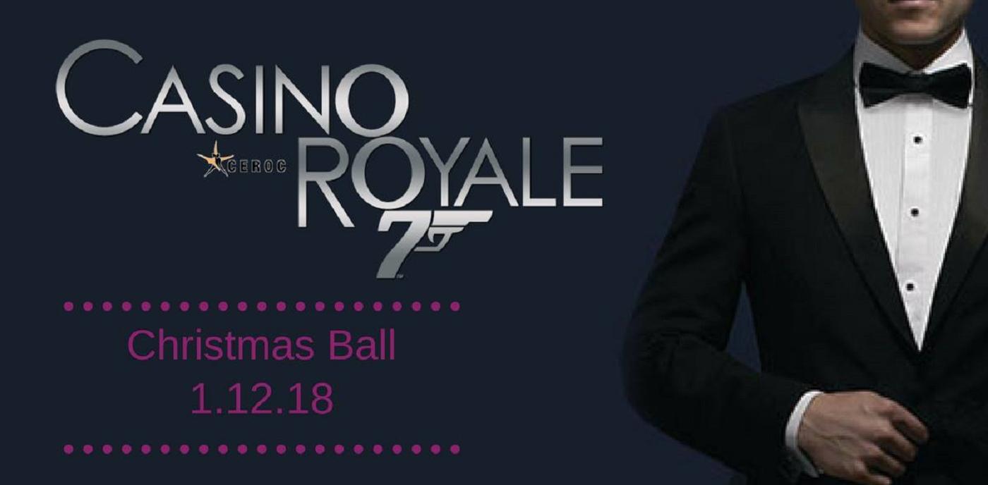 Casino Royale Christmas Ball