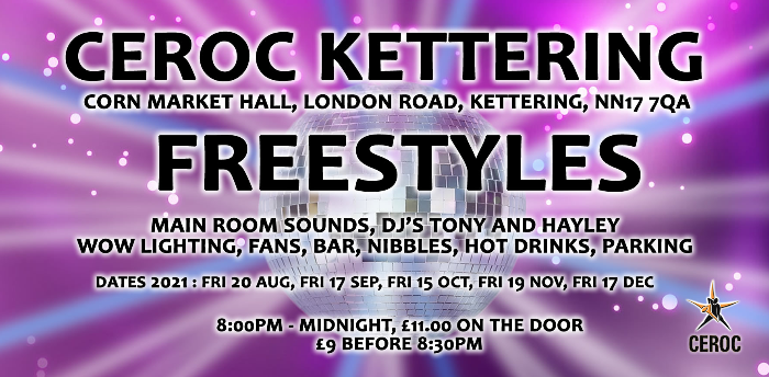 Kettering Friday Freestyle
