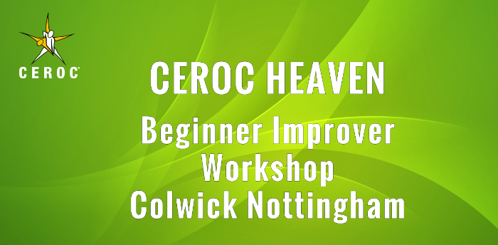 POSTPONED Ceroc Heaven Beginner Improver Workshop