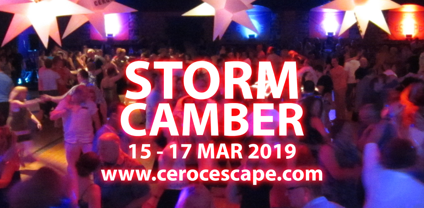 CEROC ESCAPE 'STORM' 2019 @ Camber Sands