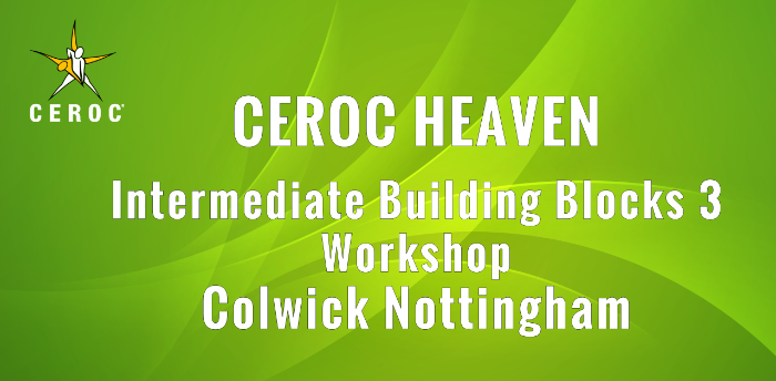 Ceroc Heaven Intermediate Building Blocks  3
