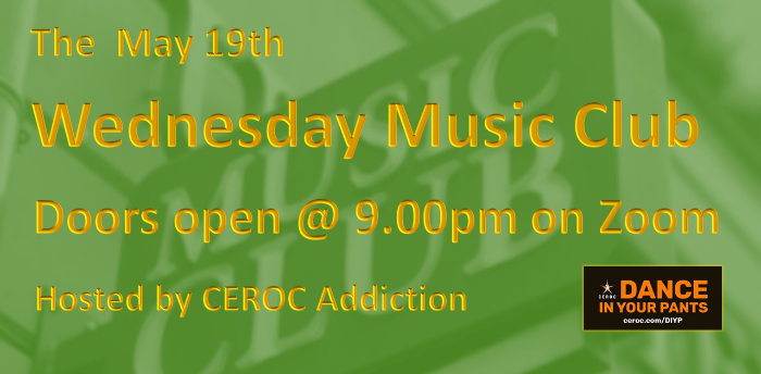The Wednesday Music Club, happy music to keep you going through the week.