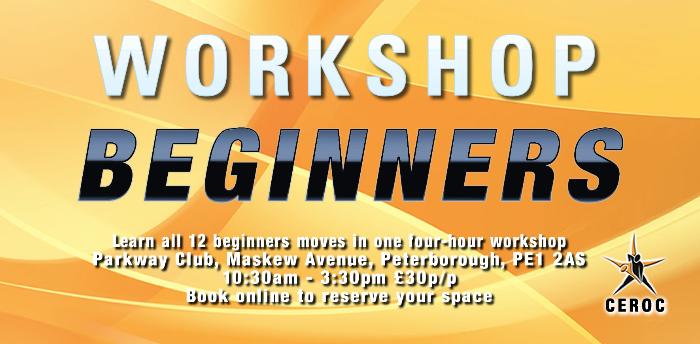 Beginners Workshop Peterborough
