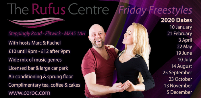 Cancelled - The Rufus Centre Freestyle