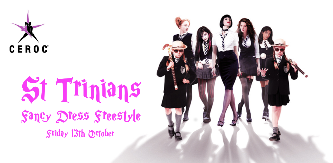 St Trinians Fancy Dress Freestyle - Hucknall