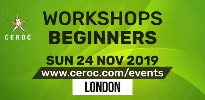 Ceroc Beginners Two Learn to Dance Workshop