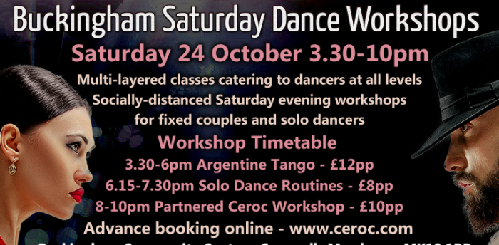 Solo Dance Workshop
